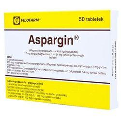 Aspargin 50 tabl.