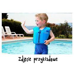 KONFIDENCE Kamizelka z pływakami niebieska 18m+