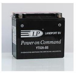 LANDPORT AKUMULATOR YTX12-BS 12V 10Ah 152x88x131