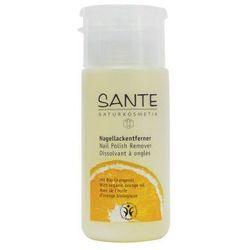 Sante - Bezpieczny zmywacz do paznokci bez acetonu