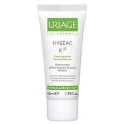 Uriage Hyseac K18 krem 40ml