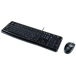 KLAWIATURA LOGITECH MK120 Desktop