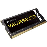 Pamięć RAM CORSAIR 4GB 2133MHz ValueSelect (CMSO4GX4M1A2133C15)