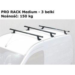 Mont Blanc Pro Rack 308 bagażnik dachowy 3 belki
