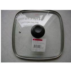 Pokrywka żaroodporna kwadratowa do patelni grillowej 24x24cm