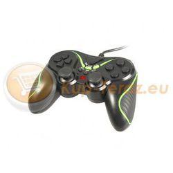 Gamepad Joypad Pad Tracer Green Arrow PC/PS2/PS3