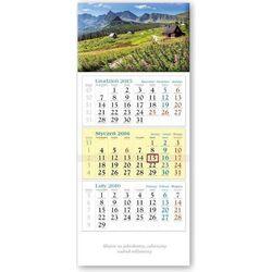 Kalendarz 2016 Trójdzielny Hala