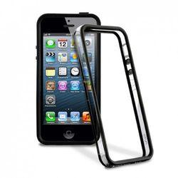 PURO Bumper Cover - Etui iPhone 5 (czarny) Odbiór osobisty w ponad 40 miastach lub kurier 24h