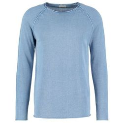 Selected Homme SHNCLASHACID Sweter moonlight blue