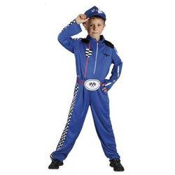 Pit Stop Boy 4-6 Lat przebrania / kostiumy dla dzieci, odgrywanie ról