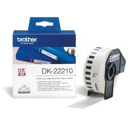 Taśma papierowa ciągła DK-22210 do drukarek Brother serii QL (29mm x 30.48m)