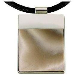 Wisior srebrny z krzemieniem pasiastym A801