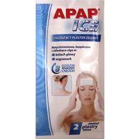 Apap Ice plaster x 2szt.