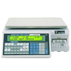 Waga sklepowa etykietująca Digi SM-500M EB
