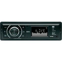 Radio samochodowe AEG AR4027, MP3, WMA, 4 x 40 W, USB, SD