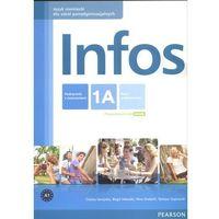 INFOS 1A PODRĘCZNIK + ĆWICZENIA + MP3 CD (opr. broszurowa)