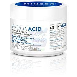 Mincer Pharma Folic Acid 40+ Nawilżający krem do twarzy 50 ml