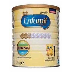Mleko ENFAMIL Premium 1 Lipil 0-6 miesiąca mleko początkowe 800g