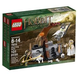 Lego THE HOBBIT Walka z czarnoksiężnikiem 79015