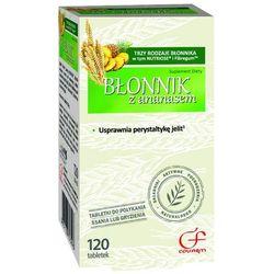 COLFARM 120 tabletek Błonnik z ananasem Suplement diety