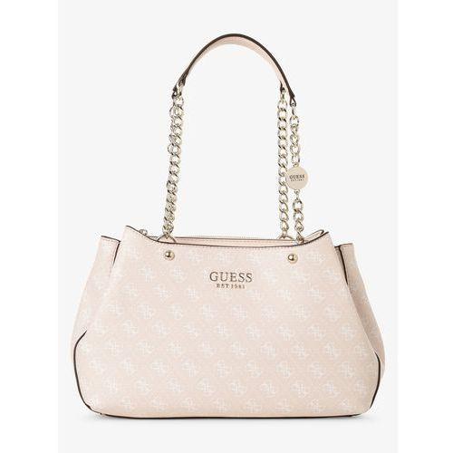 Guess Jeans Damska torba shopper, różowy