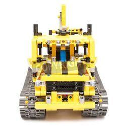 Naklejka Technic jest linia Lego łączące pręty i części z tworzyw sztucznych, które tworzy zaawansowane modele z ruchomymi