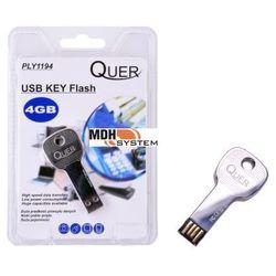 PENDRIVE USB KLUCZYK Flash 4GB Quer