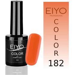 Lakier hybrydowy EIYO Crazy - kolor nr 182 - Pastelowy Pomarańczowy - 15 ml Lakiery hybrydowe