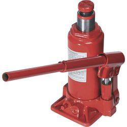 Podnośnik hydrauliczny, 007-T-GS-8T, wysokość pracy 225-410 mm, udźwig 8 t, czerwony