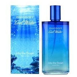 Davidoff Cool Water Man Into the Ocean woda toaletowa dla mężczyzn 125 ml + do każdego zamówienia upominek.