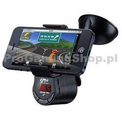 Uchwyt do samochodu z FM transmiterem do Nokia Lumia 800