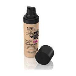 Podkład - fluid do makijażu 01 - jasna kość słoniowa - 30 ml - Lavera