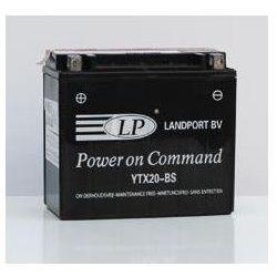 LANDPORT AKUMULATOR YTX20H-BS 12V 18Ah 175x87x155