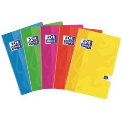 Zeszyt szkolny Oxford Soft Touch A4/60k. 400-878 kratka