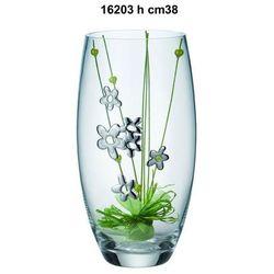 Wazon z kwiatami - (v#16203)