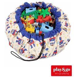 PLAY&GO Worek na zabawki/Mata do zabawy - Superhero