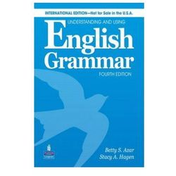 Understanding & Using English Grammar International Student