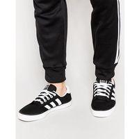 adidas Originals Kiel Canvas Trainers D69233 - Black