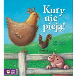 Poczytajmy razem. Kury nie pieją!