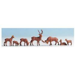 Figurki jeleni, NOCH, skala N