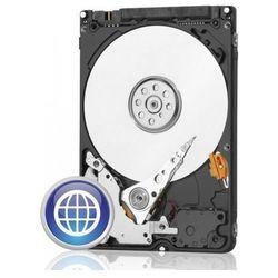 Dysk twardy Western Digital WD10SPCX - pojemność: 1 TB, cache: 16MB, SATA III, 5400 obr/min