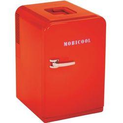Minilodówka turystyczna / Party cooler, termoelektryczna MobiCool F15 9105302637, 12 V, 230 V, 15 l, Czerwony