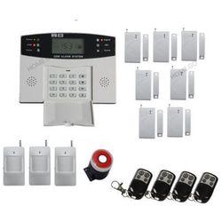 Bezprzewodowy system alarmowy 3sensory 7czujek Zmieniamy ceny co 24h (-50%)