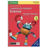 Cambridge Primary Science Stage 3 Teacher's Resource with Cambridge Elevate (opr. miękka)