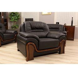 Fotel PALLADIO kolor czarny