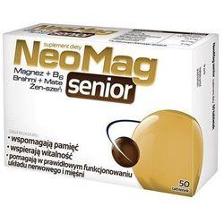 NeoMag Senior, tabl., 50 szt