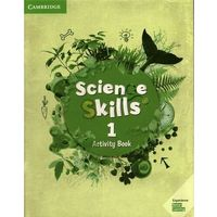 Science Skills Level 1 Activity Book with Online Activities