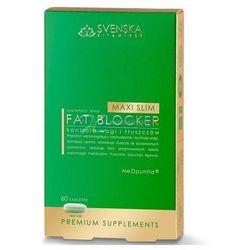 SVENSKA Maxi Slim Fat Blocker 500mg 60 tabletek