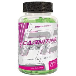 TREC L-Carnitine + Green Tea 1170mg 90 Kaps