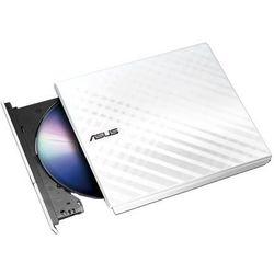 Napęd ASUS SDRW-08D2S-U LITE USB biały slim BOX + Zamów z DOSTAWĄ W PONIEDZIAŁEK! + DARMOWY TRANSPORT!